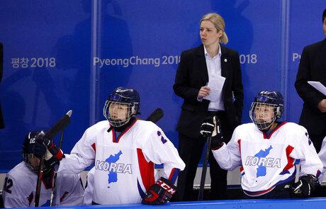 Pyeongchang Olympics Korea Murrays Task