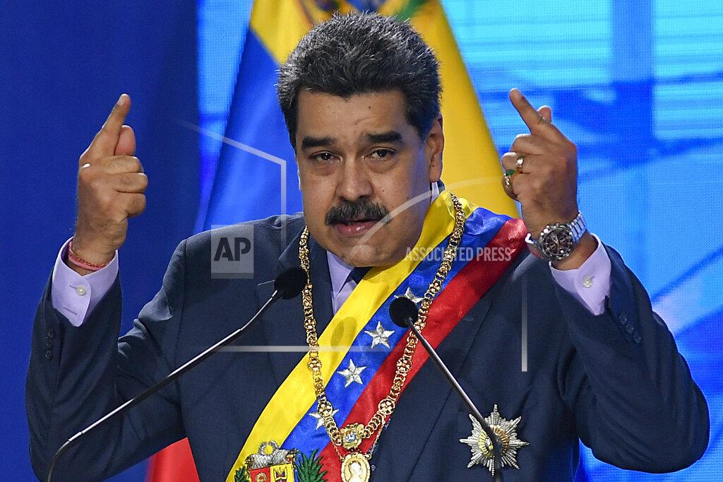 Venezuela Maduro US