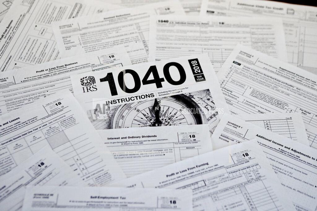 Congress Taxs IRS