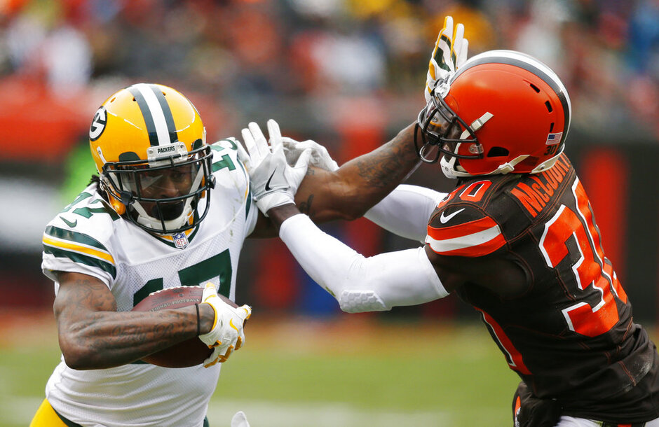 Jason McCourty, Davante Adams