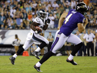 Ravens Eagles Football