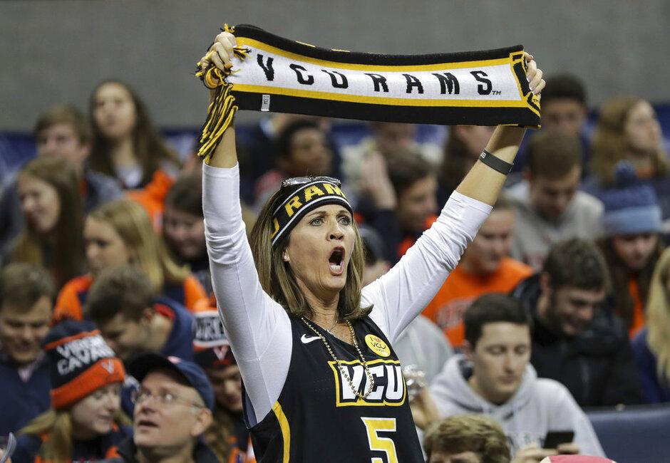VCU Virginia Basketball