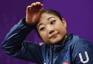 Pyeongchang Olympics Figure Skating Women