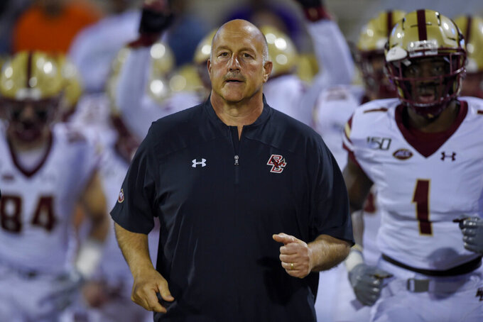 Colorado State hires Steve Addazio as football coach
