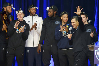 Villanova Returns Home Basketball