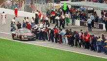 NASCAR Daytona Earnhardt Milestone