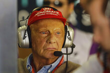 Austria Niki Lauda