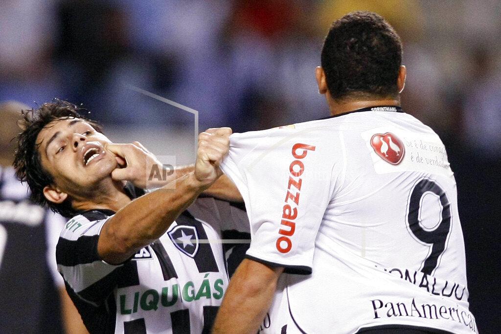 Brazil Corinthians Ronaldo