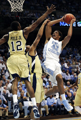 James Michael McAdoo, Stacey Poole Jr., Kammeon Holsey