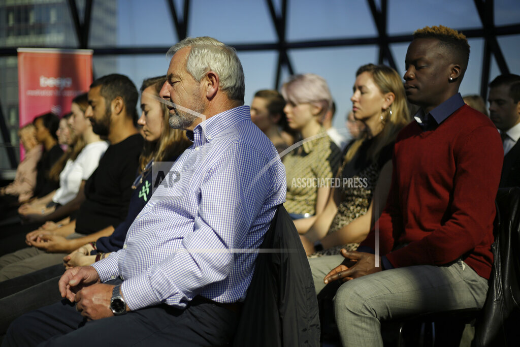 Britain World Meditation Day
