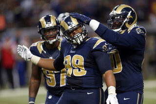 Eugene Sims, Aaron Donald, Michael Brockers