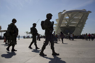 Brazil OLY Security