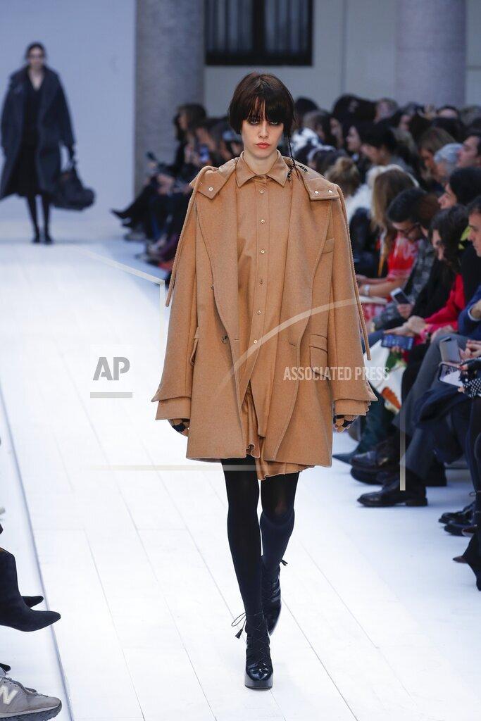 Italy Fashion F/W 20/21 Max Mara