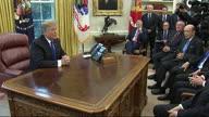 US Trump Mueller Syria NKorea