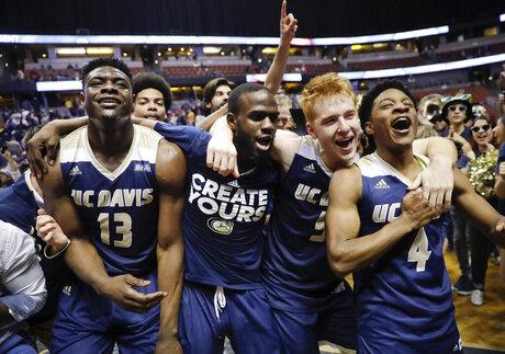 BWest UC Davis UC Irvine Basketball