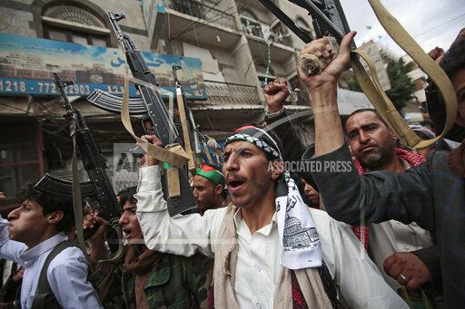 APTOPIX Yemen