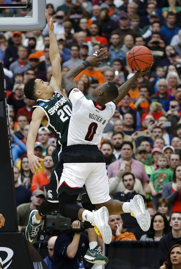Travis Trice, Terry Rozier