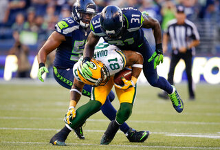 Kam Chancellor, Andrew Quarless