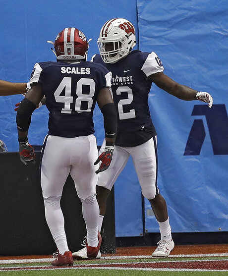 Natrell Jamerson, Tegray Scales