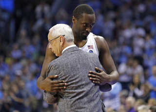Roy Williams, Theo Pinson