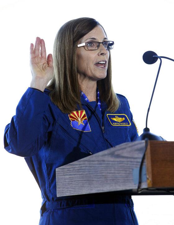 Arizona Senate-McSally