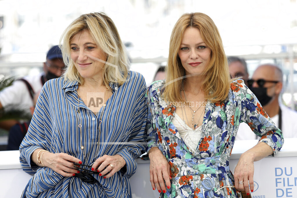 France Cannes 2021 Love Songs for Tough Guys Photo Call