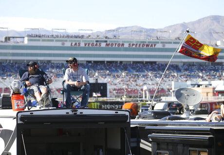 NASCAR Xfinity Las Vegas Auto Racing