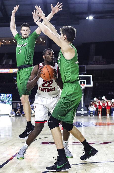 CUSA Western Kentucky Marshall Basketball
