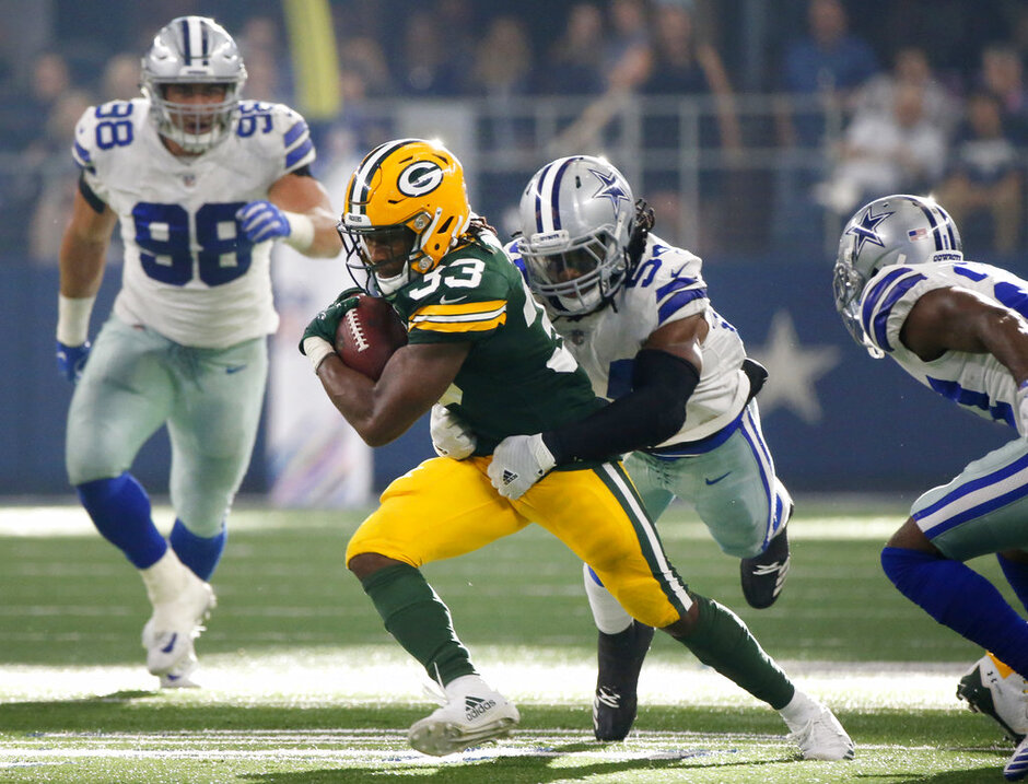 Aaron Jones, Jaylon Smith