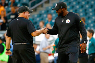 Chip Kelly, Mike Tomlin