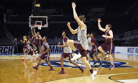 NCAA Texas A M Basketball