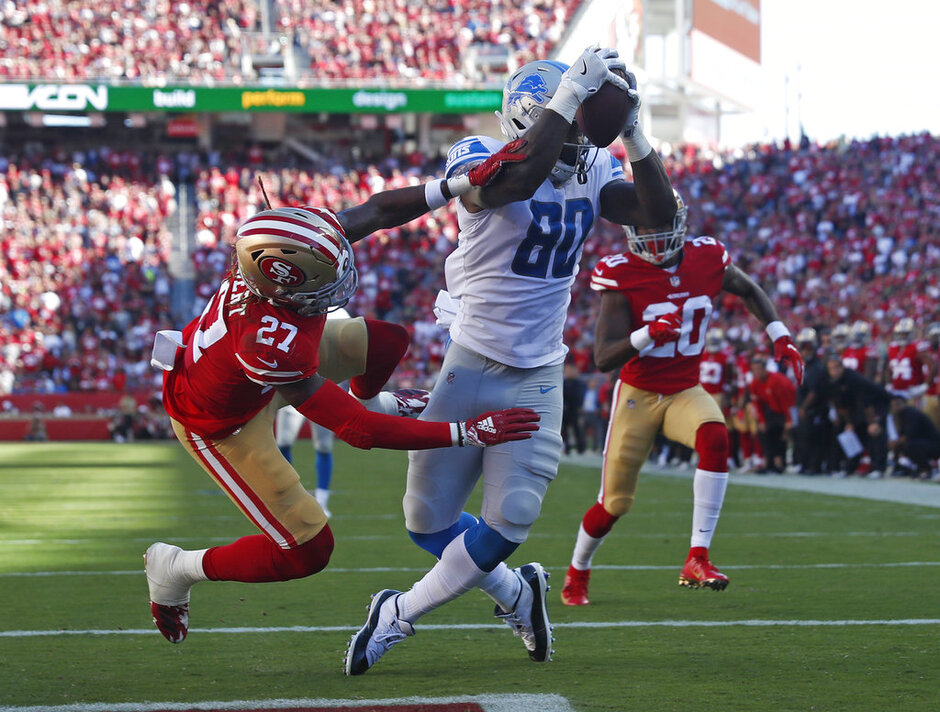 Seahawks Lions Preview Football