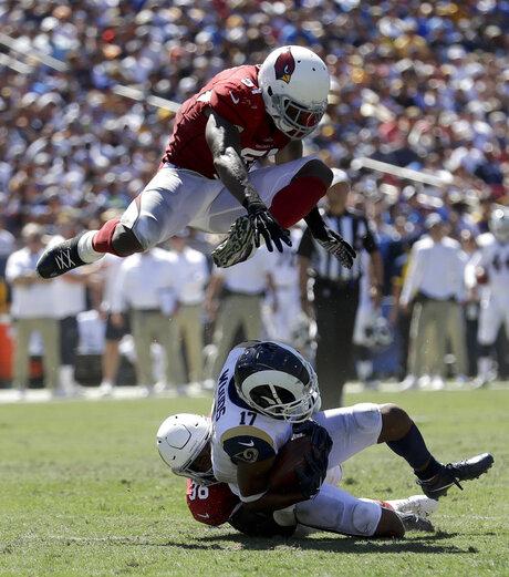 Cardinals Rams Football