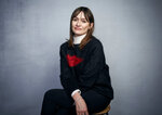 FILE - Emily Mortimer poses for a portrait to promote the film
