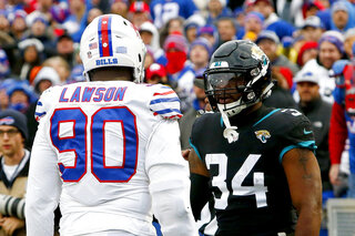 Jaguars Bills Football