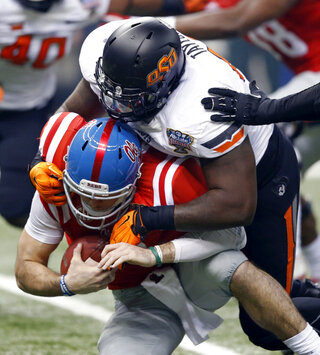 Chad Kelly, Vincent Taylor
