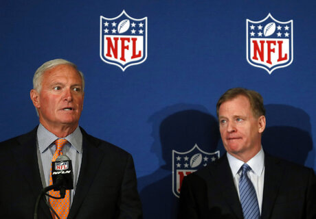 Jimmy Haslam Roger Goodell