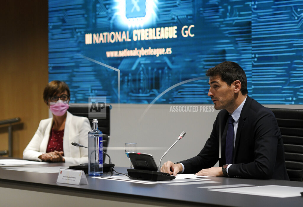 The Director General of the Civil Guard inaugurates the III National League of challenges in Cyberspace