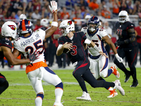 Broncos Cardinals Football