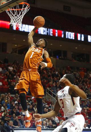 Texas Texas Tech Basketball