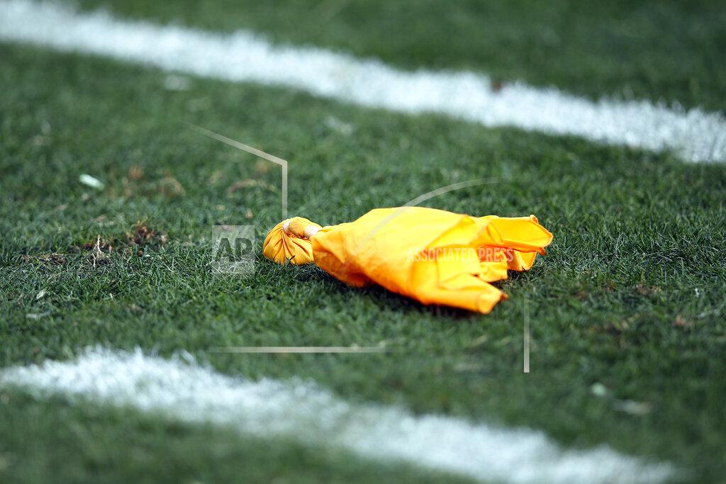 NFL AP S FBN NC USA PSNC01 Packers Panthers Football