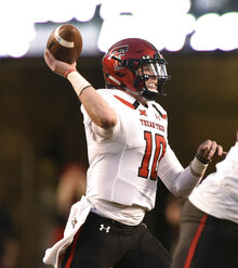 Texas Tech Oklahoma St Football