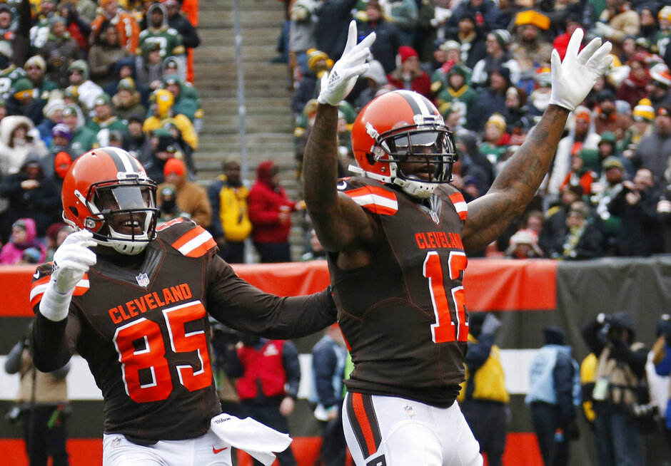 Josh Gordon, David Njoku