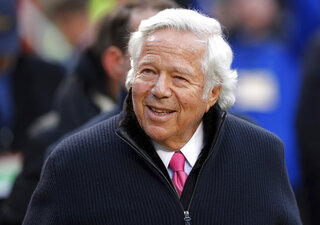 Robert Kraft Prostitution Football