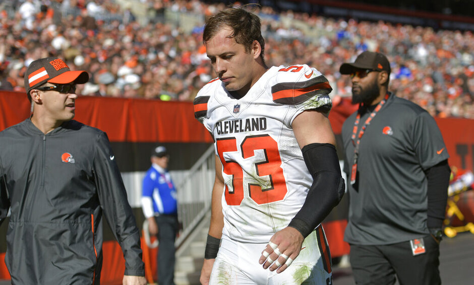 Browns Injuries Football