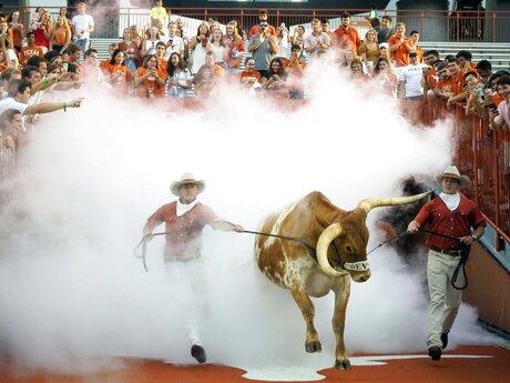 Tulsa Texas Football