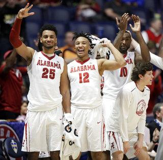 SEC Mississippi St Alabama Basketball
