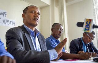 Alebachew Nigussie, Ayalew Tilahun, Mengistu Abebe