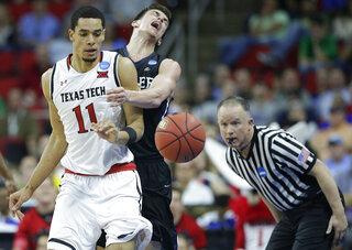 NCAA Butler Texas Tech Basketball