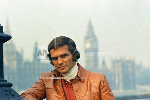 Reynolds In London 1972